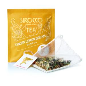 Tee - Ginger Lemon Dream mit Beutel online kaufen