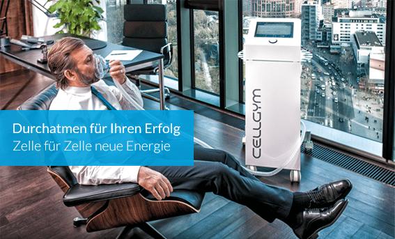IHHT Stoffwechsel Messtag in Luzern mehr Energie mehr vom Leben!