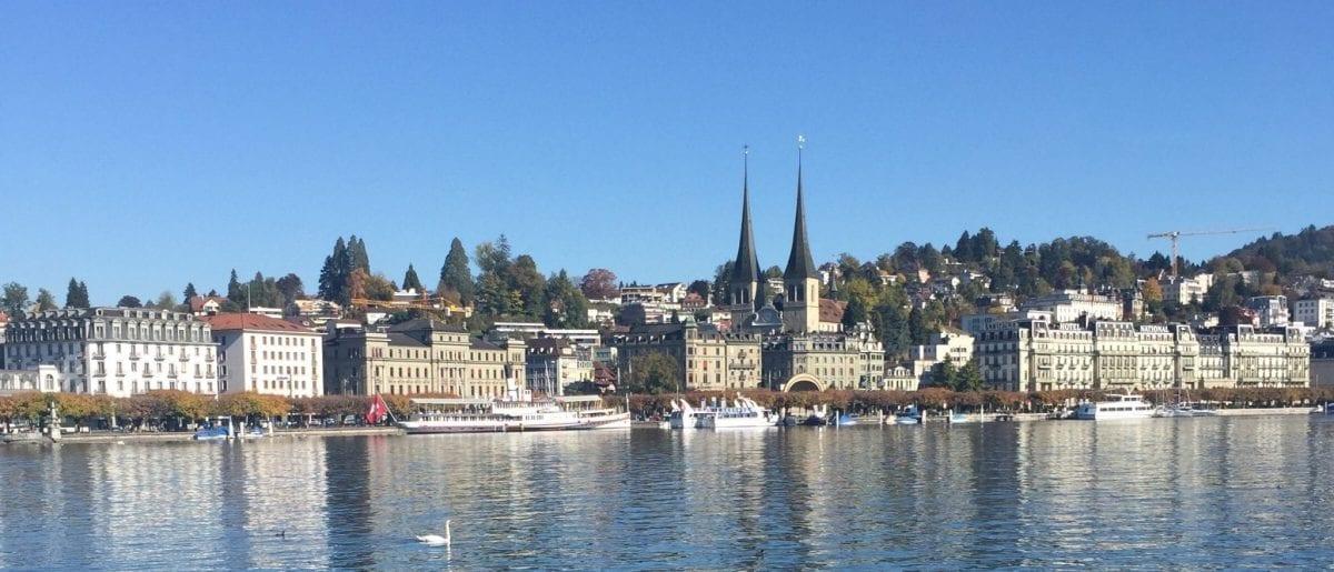 Praxis Luzern Seeansicht