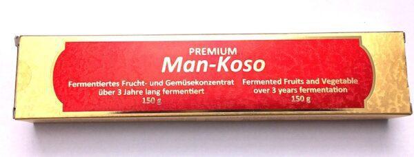 Man-Koso Premium 60 Beutel mit Box jetzt im Online-Shop