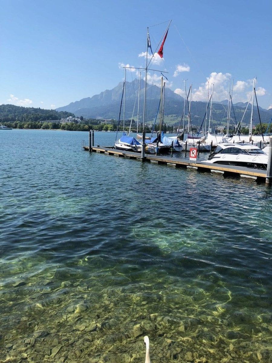 Praxis 3-Coaches Luzern Seeansicht