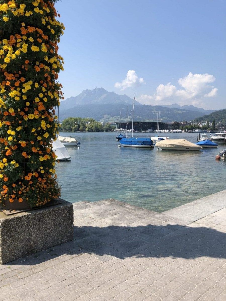 Bilder aus Luzern am Vierwaldstättersee