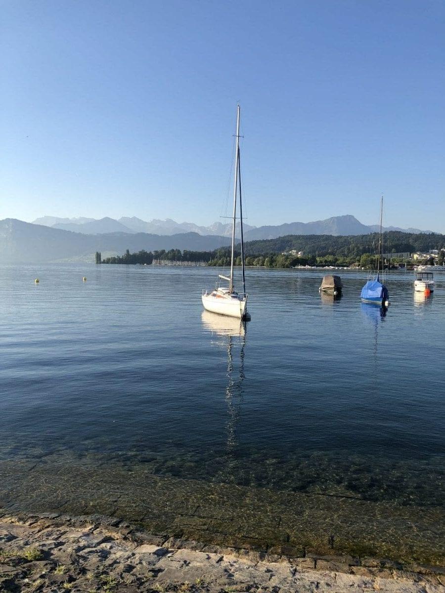 Bilder und Impressionen aus Luzern am Vierwaldstättersee