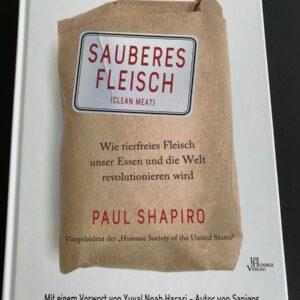 Sauberes Fleisch (clean meat) Buch Paul Shapiro online kaufen
