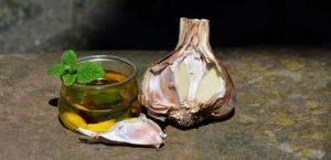 Salatsauce - Alte Hausmittel und Hausrezepte für Ihre Gesundheit mit Knoblauch und Apfelessig