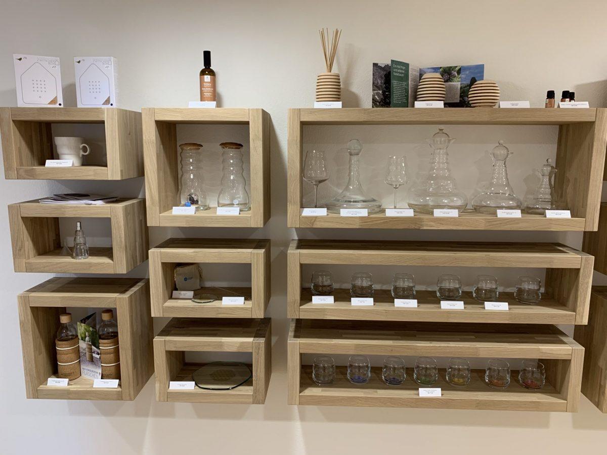 Besondere Produkte aus Glas von Nature´s Design in der Schweiz online kaufen