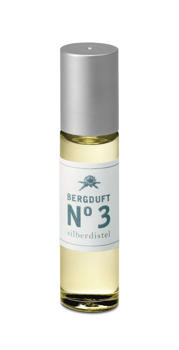 BERGDUFT - 3x Parfum Rollon im Trio