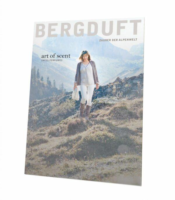 BERGDUFT - Alpenblumen Duftkerze im Glas
